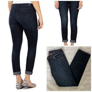 "Kut from the kloth ""Catherine"" boyfriend jeans"
